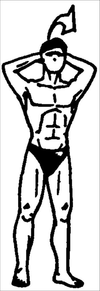 Упражнения для развития мышц шеи